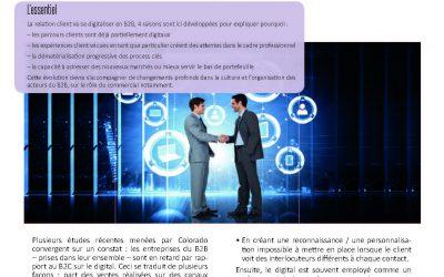 Quand la Relation Client B2B se digitalise